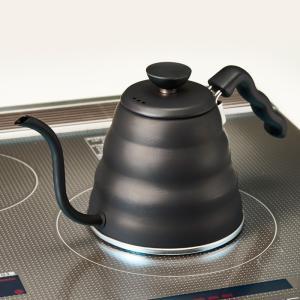 ハリオ HARIO V60ドリップケトル・ヴォーノ 満水容量1.2L 実用容量0.8L IH対応 カラー:マットブラック|hoonstore|02