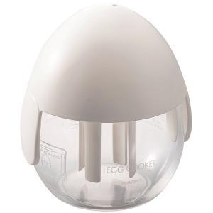 【新製品】HARIO(ハリオ)エッグクッカー 耐熱ガラス 実用容量:卵1個用 カラー:ホワイト・イエロー・ピンク XEC-M|hoonstore