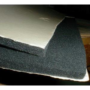 吸音・断熱に「ポリウレタンフォーム粘着付シート」厚さ5mm幅1m長さ50cm|hoonya-com