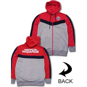 NJ309 UNK NBA Washington Wizards Hoodie ワシントン・ウィザー...