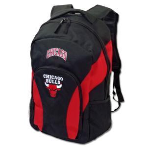 421df3d42f89 NP543 NBA リュックサック Chicago Bulls シカゴ・ブルズ 黒赤赤