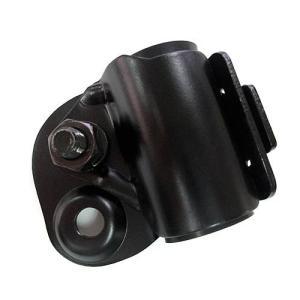 トラック用補助ミラー専用 ミラーアーム用ビッグ金具 22φmm〜27φmm SS-1K|hop4132