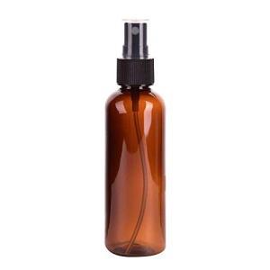 Aomgsd スプレーボトル スプレー容器 遮光瓶スプレー アロマ虫除けスプレー プラスチック製 ミニ 携帯 便利 軽量 30ml 5本 (ブラウン)の商品画像 ナビ