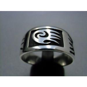 ホピ 指輪 Julian Fred 手