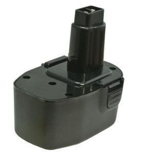 ブラック&デッカー(Black&Decker) 電動工具用 ニカド 互換バッテリー 14.4V 1.3Ah PS140対応|hori888