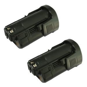 2個セット ボッシュ(BOSCH) 電動工具用 リチウムイオン 互換バッテリー 10.8V 1.5Ah (2607336863) (2607336864) 対応|hori888