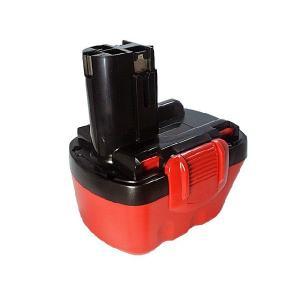 ボッシュ(BOSCH) 電動工具用 ニカド 互換バッテリー 12.0V 2.0Ah 2607335555 2607335697 2607335709対応|hori888
