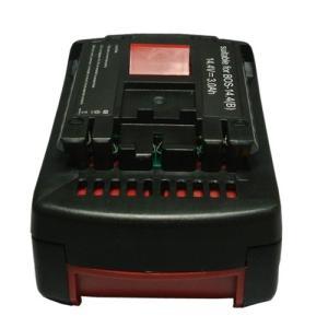 ボッシュ(BOSCH) 電動工具用 リチウムイオン 互換バッテリー 14.4V 3.0Ah (BAT607)(BAT614) 対応|hori888