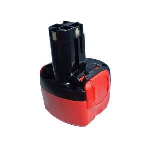 ボッシュ(BOSCH) 電動工具用 ニカド 互換バッテリー 9.6V 2.0Ah 2 607 335 877対応|hori888