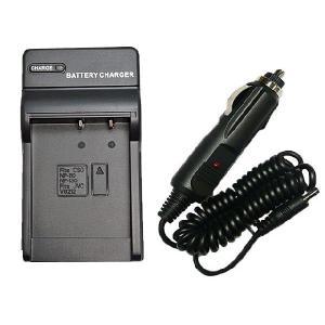 充電器 (コンパクト) カシオ(CASIO) NP-110 / NP-130 ビクター(JVC) BN-VG212 対応|hori888