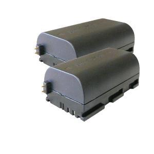 2個セット キャノン(Canon) LP-E6 互換バッテリー(残量表示対応)EOS 70D/6D対応|hori888