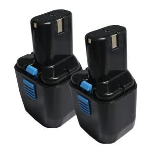 2個セット 日立工機(Hitachi Koki) 電動工具用 互換 ニカド バッテリー 12.0V 2.0Ah FEB12S対応|hori888