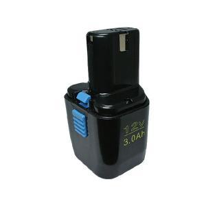 日立工機(Hitachi Koki) 電動工具用 互換 ニッケル水素 バッテリー 12.0V 3.0Ah FEB12S対応|hori888