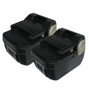 2個セット 日立工機(Hitachi Koki) 電動工具用 リチウムイオン 互換バッテリー 14.4V 3.0Ah (BSL1430)対応|hori888