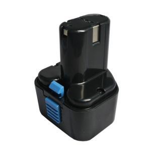 日立工機(Hitachi Koki) 電動工具用 互換 ニカド バッテリー 9.6V 2.0Ah EB9 EB9S EB914S EB912S対応|hori888