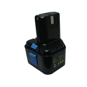 日立工機(Hitachi Koki) 電動工具用 互換 ニッケル水素 バッテリー 9.6V 2.1Ah EB9 EB9S EB914S EB912S対応|hori888
