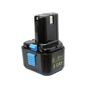 日立工機(Hitachi Koki) 電動工具用 互換 ニッケル水素 バッテリー 9.6V 3.0Ah EB9 EB9S EB914S EB912S対応|hori888