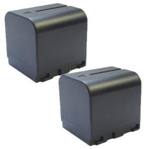 2個セット ビクター(JVC) BN-VF714 互換バッテリー|hori888