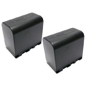 2個セット ビクター(JVC) BN-VF823 互換バッテリー|hori888