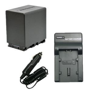 充電器セット ビクター(JVC) BN-VG138 互換バッテリー + 充電器(コンパクト)|hori888