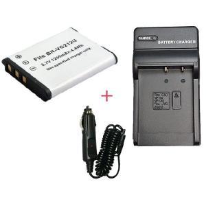 充電器セット ビクター(JVC) BN-VG212 互換バッテリー + 充電器(コンパクト)|hori888