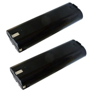 2個セット マキタ(makita) 電動工具用 互換バッテリー 7.2V 1.3Ah 7000 7002 7033 対応 (L)|hori888