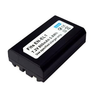 ニコン(Nikon) EN-EL1 /NP-800 互換バッテリー|hori888