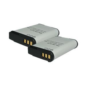 2個セット ニコン(NIKON) EN-EL23 互換バッテリー|hori888