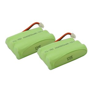 2個セット NTT コードレス子機用充電池 CT-デンチパック-093 対応互換電池 J001C|hori888