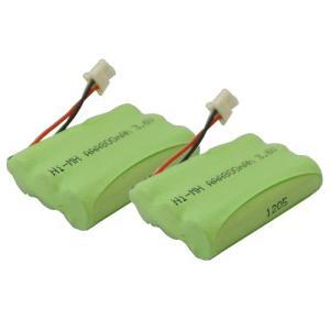 2個セット NTT コードレス子機用充電池 CT-デンチパック-062 対応互換電池 J005C|hori888