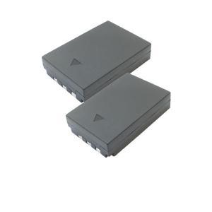 2個セット オリンパス(OLYMPUS) Li-10B / Li-12B 互換バッテリー|hori888