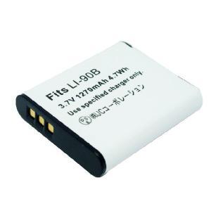 オリンパス(OLYMPUS) Li-90B 互換バッテリー hori888