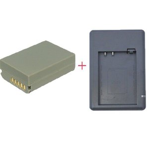 充電器セット オリンパス(OLYMPUS) BLN-1 互換バッテリー + 専用充電器 hori888