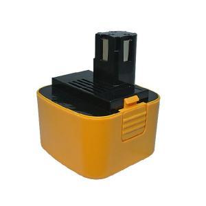 パナソニック(Panasonic) 電動工具用 ニッケル水素 互換バッテリー 12.0V 2.5Ah EZ9200 EZ9200B EZ9106B対応 hori888