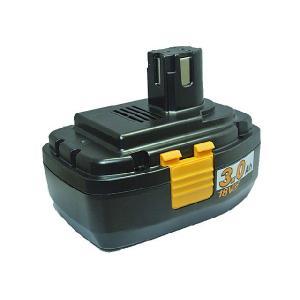 パナソニック(Panasonic) 電動工具用 ニッケル水素 互換バッテリー 18.0V 3.0Ah EY9251対応 hori888