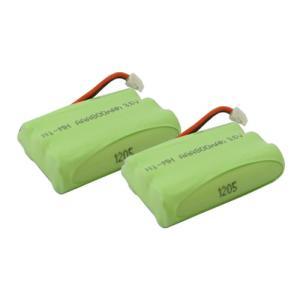 2個セット パナソニック ( Panasonic ) コードレス子機用充電池 KX-FAN39 / HHR-T403 対応互換電池 J001C|hori888