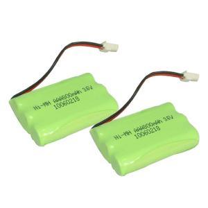 2個セット パナソニック ( Panasonic ) コードレス子機用充電池 UG-4405 対応互換電池 J011C|hori888