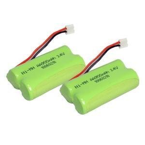 2個セット パナソニック ( Panasonic ) コードレス子機用充電池 UG-4403 対応互換電池 J014C|hori888