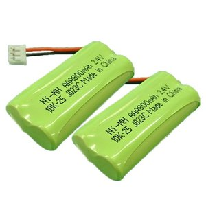 2個セット パナソニック ( panasonic ) コードレス子機用充電池 (KX-FAN57 対応互換電池) J023C|hori888