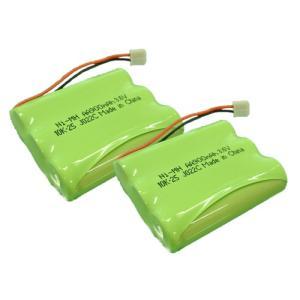 2個セット パイオニア(Pioneer) コードレス子機用充電池 (TF-BT03 対応互換電池)J022C|hori888