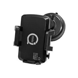 Qi(チー)規格対応 車載型ワイヤレス充電器|hori888