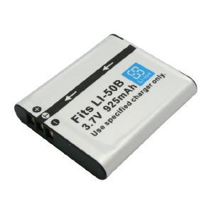 リコー(RICOH)DB-100 / Li-50B 互換バッテリー|hori888