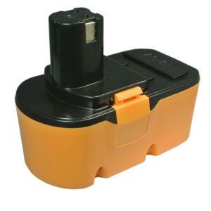リョービ(RYOBI) 電動工具用 互換バッテリー 18.0V 2.0AH BPP-1813 BPP-1815 BPP-1820対応|hori888