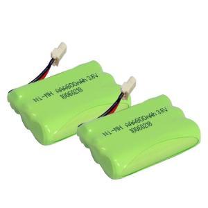 2個セット サンヨー ( SANYO ) SFX-DW71 コードレス子機用充電池 NTL-200 TEL-BT200 対応互換電池 J015C|hori888
