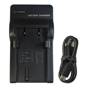 充電器(USBタイプ) ニコン(NIKON) EN-EL1 / NP-800 対応 hori888