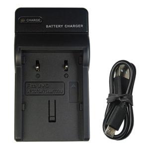 充電器(USBタイプ) JVC BN-VF707 / BN-VF714 / BN-VF733 対応|hori888