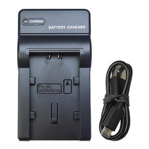 充電器(USBタイプ) JVC BN-VG107 / BN-VG108 / BN-VG109 / BN-VG114 / BN-VG119 / BN-VG121 / BN-VG129 / BN-VG138 対応|hori888