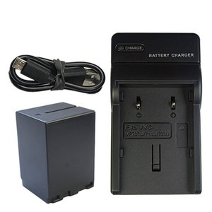 充電器セット ビクター(Victor) BN-VF733 互換バッテリー + 充電器(USB) (VF707 / VF714 / VF733 )|hori888