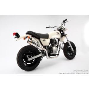 送料無料 BEAMS ビームス マフラー APE50Fi/エイプ50Fi SS300ソニック B129-07-003|horidashi