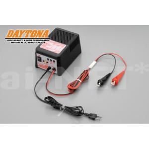 DAYTONA デイトナ バッテリー充電器 P2020EV3 回復&維持充電器 65928 送料無料